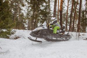 TAYGA PATRUL 800 SWT снегоход