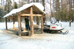 БУРАН А снегоход