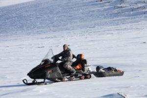 TAYGA PATRUL 550 SWT снегоход