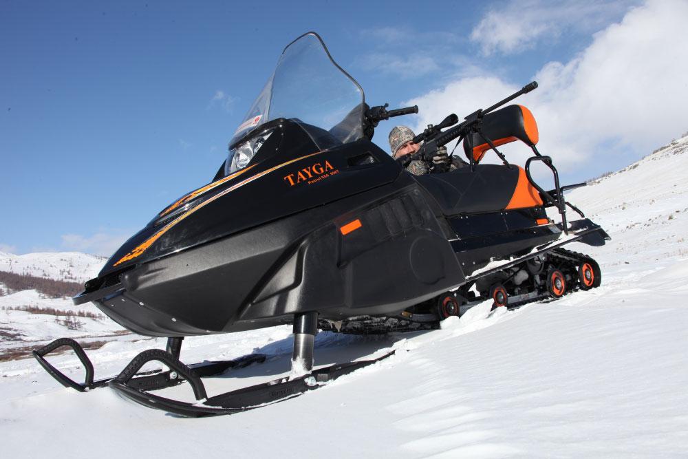 купить снегоход русская механика