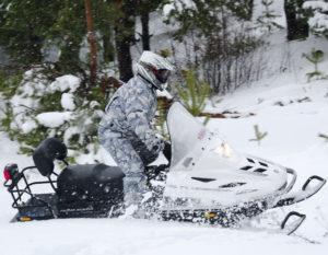 ТАЙГА ВАРЯГ 550 V SE снегоход