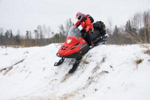 ТАЙГА ВАРЯГ 550 V снегоход