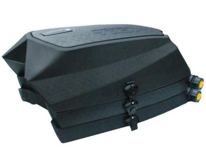Кофр с канистрой для спортивных снегоходов SPORT COMBO SD-100-CM for SKI-DOO