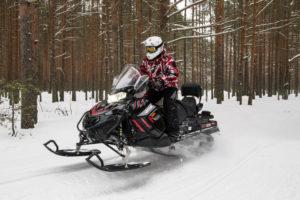 RM VECTOR 551 снегоход