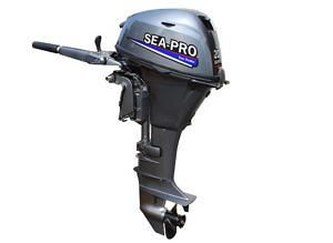 Четырехтактные лодочные моторы
