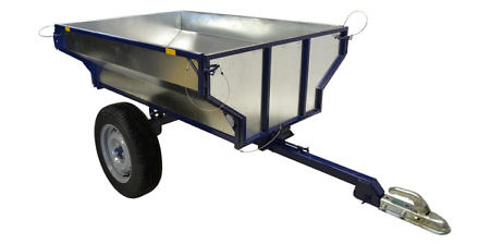 Прицеп ATV-PRO Iron Farmer, колеса R13