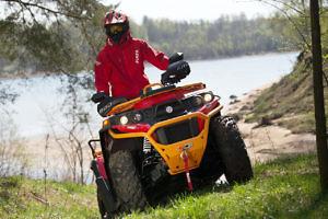 Квадроцикл РМ 800 DUO