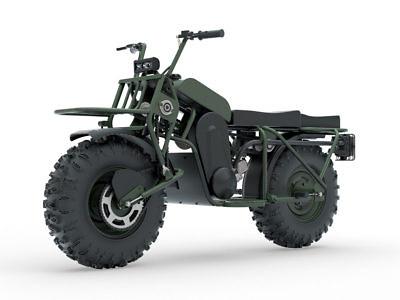 Мотовездеход ATV2×2