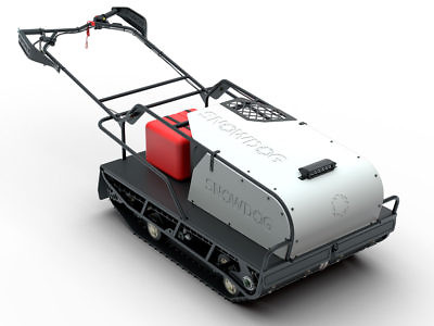 Мотобуксировщик Snowdog Twin Track Z620