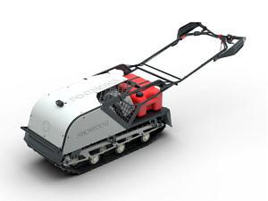 Мотобуксировщик Snowdog Z420 Ultra (реверс)
