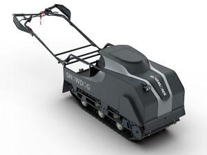 Мотобуксировщик Snowdog Z460 Utility (реверс)